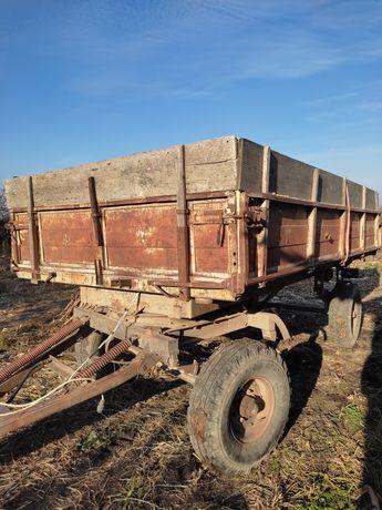 Продам прицеп 2 ПТС-4 до трактора