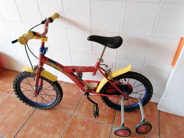 Bicicleta criança roda 16