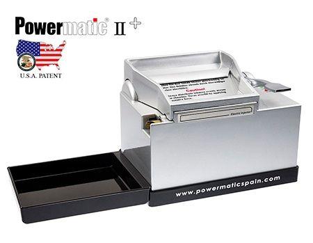 Машинка для набивки: сигарет,табака,гильз,самокруток POWERMATIC 2+PLUS