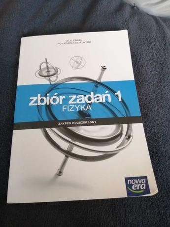 Książka do fizyki ćwiczenia zbiór zadań 1, 2 nowa era