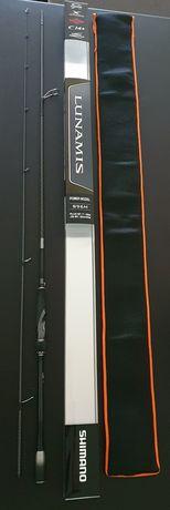 Cana de Spinning Shimano Lunamis S96M