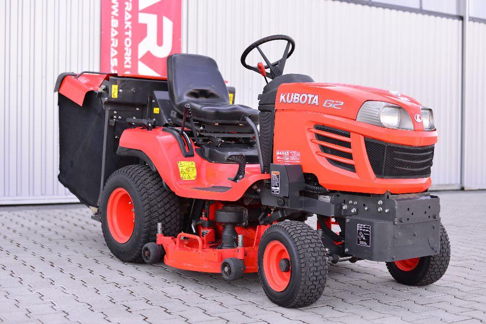 Traktorek kosiarka KUBOTA G23 nr (150701) - Baras Świnice Warckie - image 1