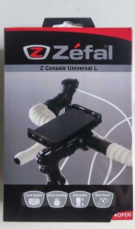 Uchwyt rowerowy na telefon Zefal Z Console Universal L Zestaw