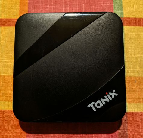 Tv Box Tanix TX3 Max 2/16GB Netflix Kodi Youtube Android Smart TV 4K