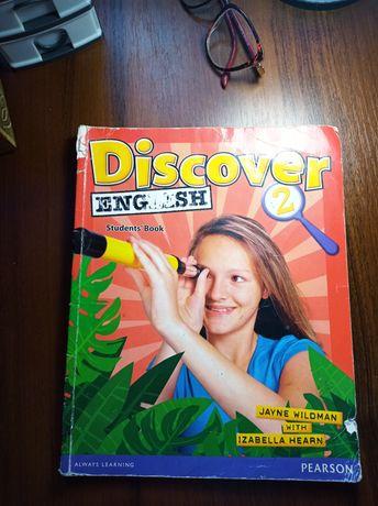 Учебник Discover 2 ( в продаже только учебник )