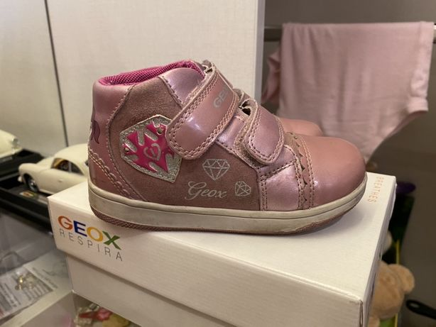 Ботинки Geox, ботинки на девочку