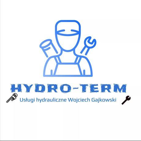 Hydraulik  Hydro-Term usługi hydrauliczne