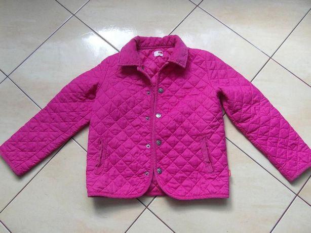 Pikowana różowa kurtka NAME IT roz. 140