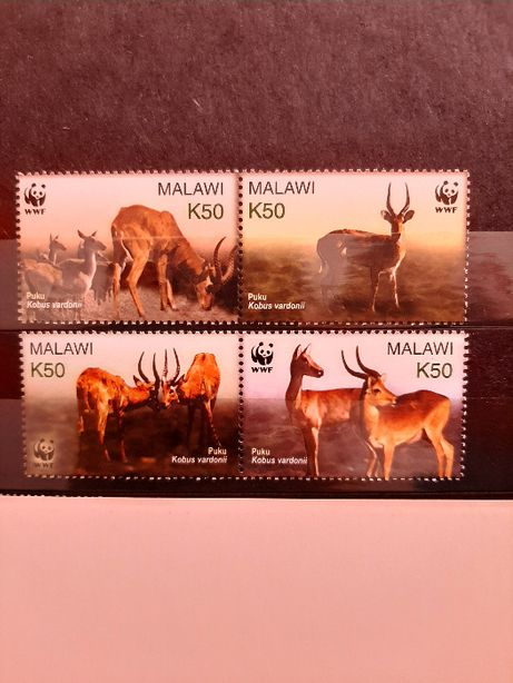 Znaczki pocztowe - zestaw 206