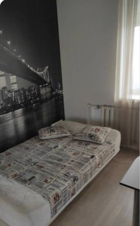 Сдам комнату в двухкомнатной квартире.