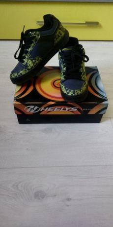 Роликовые кроссовки HEELYS для мальчика 36,5