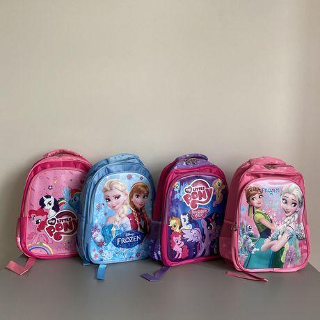 Десткий рюкзак школьный портфель ранец для девочек