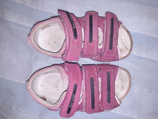 Sandałki sandaly buty buciki do biegania po domu rozm. 27 Bartek