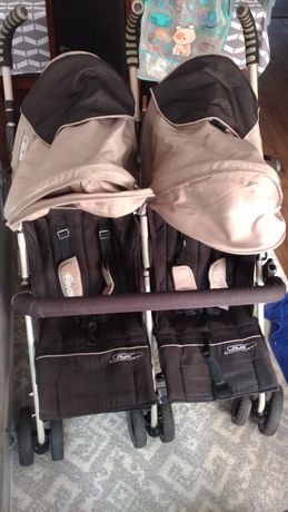 Wózek spacerowy easygo duocomfort