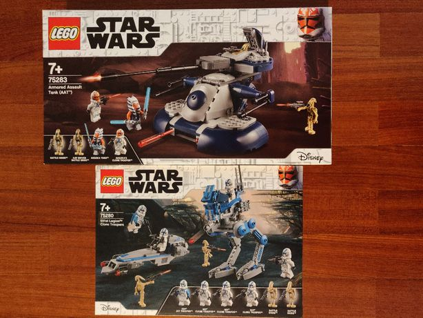 Varios Lego Star Wars 75283 Clone Troopers Mandalorian and The Child