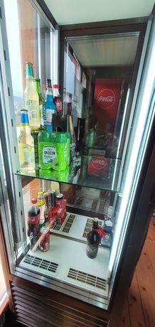 LIKWIDACJA witryna chłodnicza na potrawy i napoje