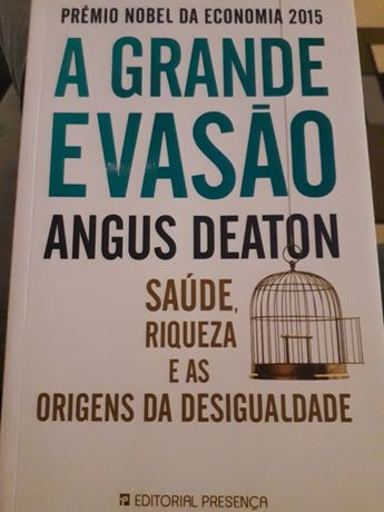 A grande evasão - Angus Deaton