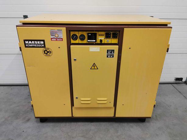Kompresor śrubowy KAESER BS44 sprężarka 30kw 4200l/min 10 BAR!!