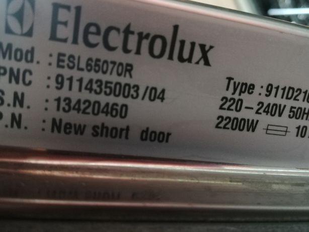 częsci zmywarki electrolux