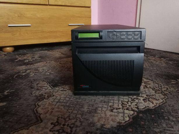 Streamer Biblioteka tasmowa z kasetami 1 TB Fujitsu Siemens