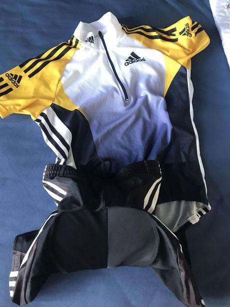 Велокостюм Adidas