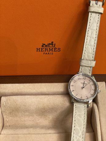 Часы Hermes оригинал бриллианты Новые