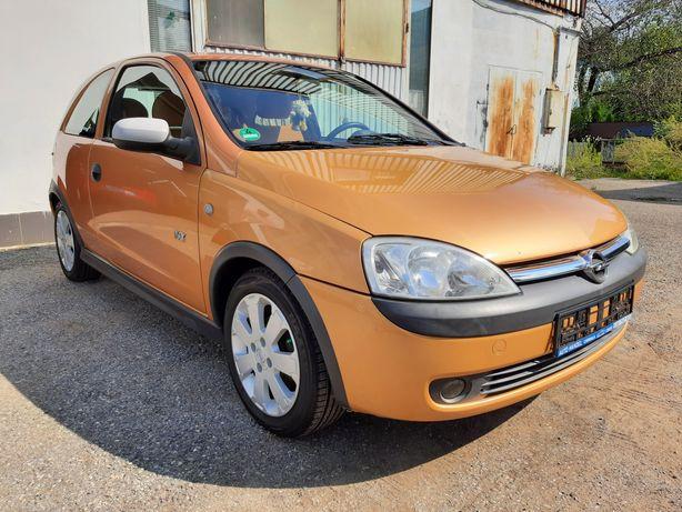 Opel Corsa stan idealny, od 1 właścicielki, klima, alu 2 komplety kół