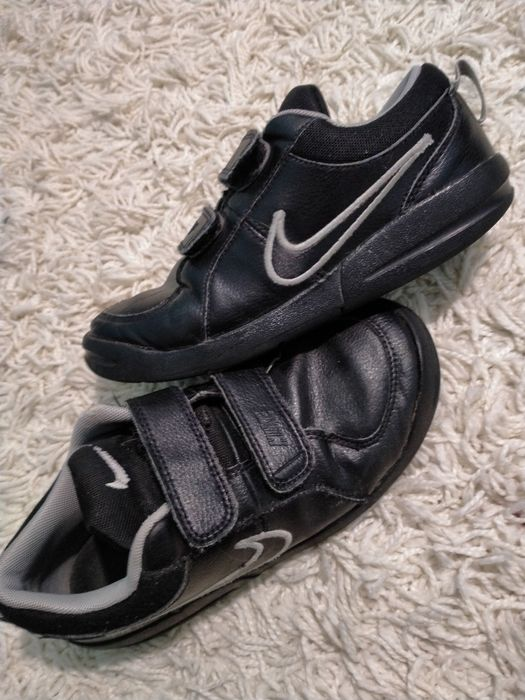 Nike кросівки 32 оригінал шкіра Надворная - изображение 1
