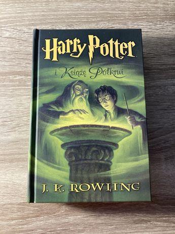 Harry Potter i Książę Półkrwi TWARDA oprawa
