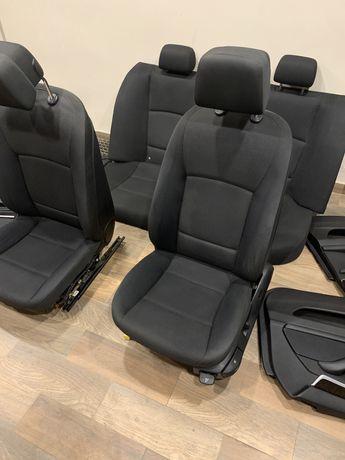 Салон BMW F10