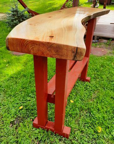 Stół ogrodowy sosnowy