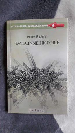 Książka Dziecinne historie/Peter Bichsel