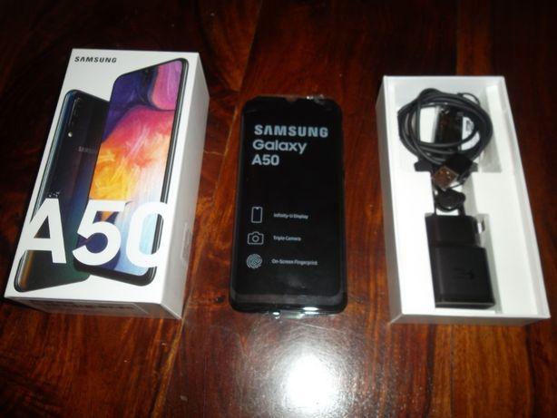 Samsung Galaxy A50 128GB czarny. Gwarancja producenta.Nowy,okazja !!!