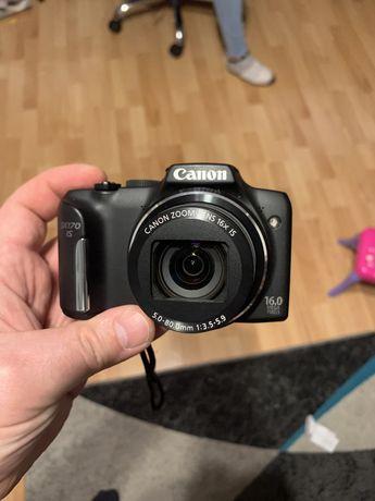 Canon sx170is aparat