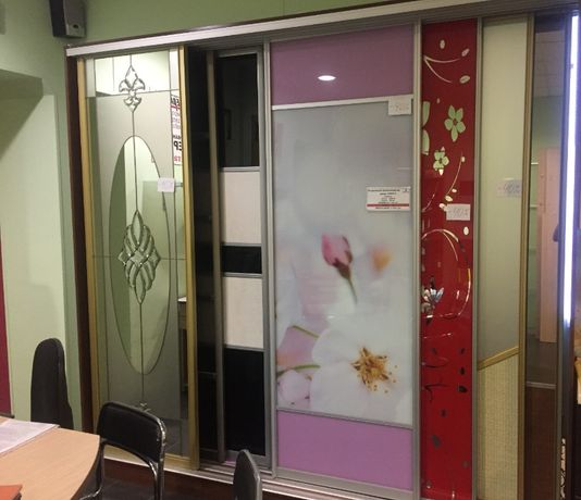 Двери раздвижные шкаф купе Командор Распродажа