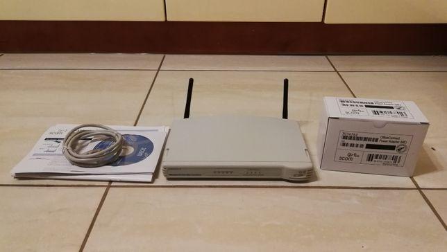 Jak nowy Router Wifi VPN 3COM WL-552 Modem ADS