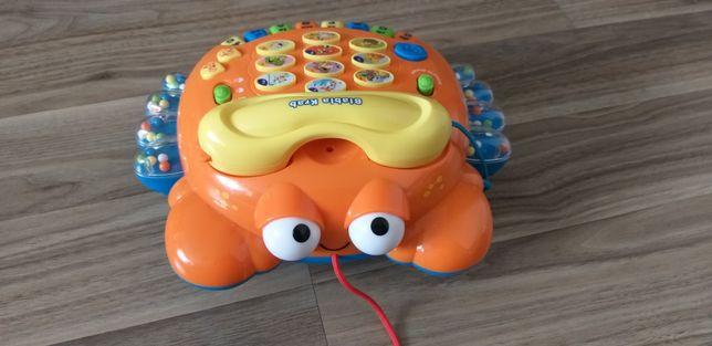 BlaBla krab Dumel, telefon, pianinko