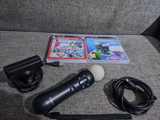 PlayStation Move + Gra