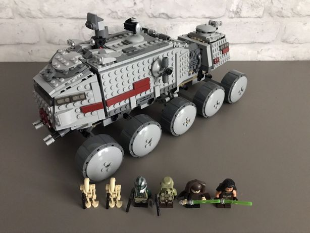 Lego Star Wars 75151 Clone Turbo Tank, турбо танк клонов конструктор