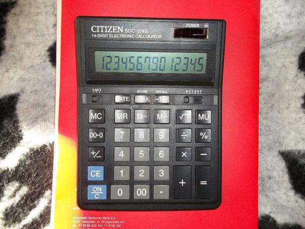 Klkulator biurkowy CITIZEN