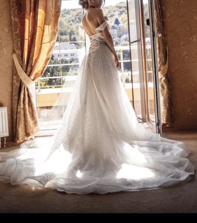 Свадебное платье Sandro Paris