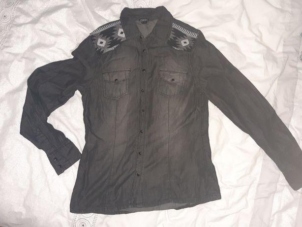 Koszula jeans 38