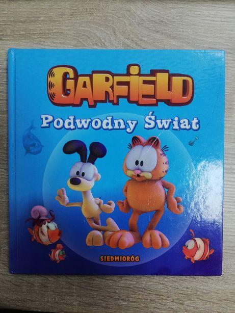 Garfield Podwodny świat