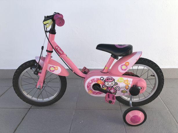Bicicleta roda 14 Criança
