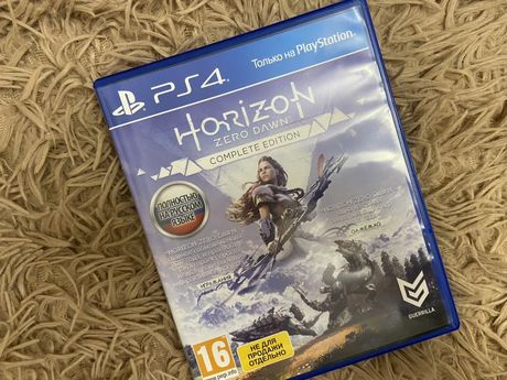 Horizone Zero Dawn (Хорайзен) игра для PS4