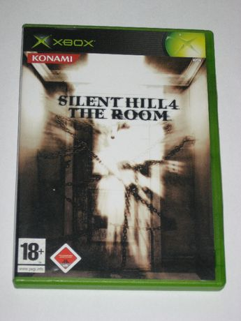 Gra Silent Hill 4 The Room XBOX ++BDB! unikat bdb
