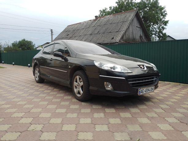Авто Peugeot 407