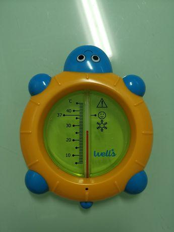 Termómetro para água  bebé