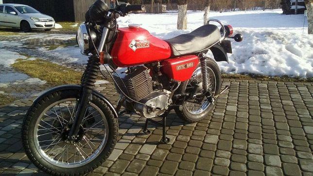 MZ ETZ 250 odrestaurowana