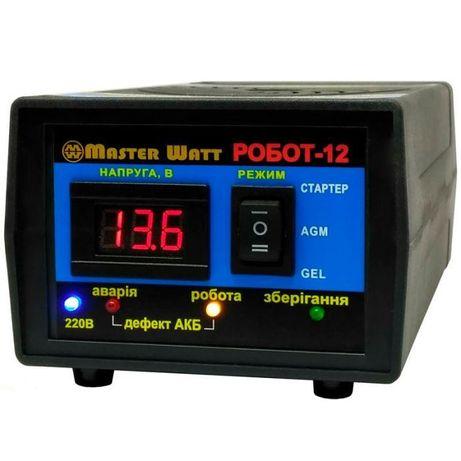 Пуско-зарядное устройство РОБОТ-12 Master Watt
